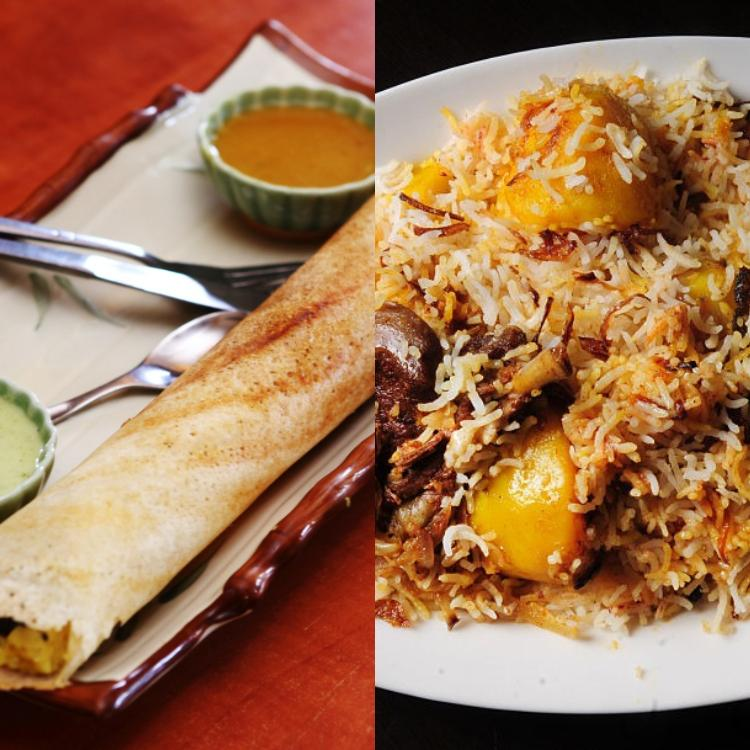 South Indian Cuisine vs North Indian Cuisine: Which one is your favourite? COMMENT NOW