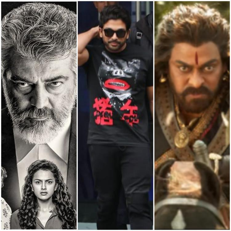 South Newsmakers of the week: Nerkonda Paarvai to Sye Raa and Allu Arjun's Ala Vaikuntapuramlo; Check it out