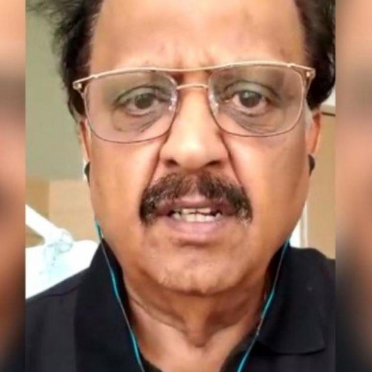SP Balasubrahmanyam tests negative for COVID 19 but still continues to be on ventilator
