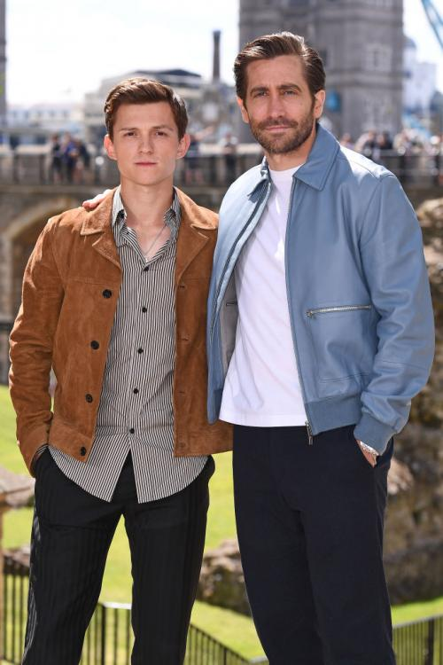 Spider Man: Far From Home star Tom Holland REVEALS he could not walk after working out with Jake Gyllenhaal
