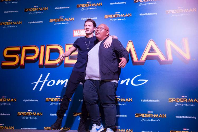 Tom Holland and Jacob Batalon have been close friends since starring together in Spider-Man: Homecoming (2017).