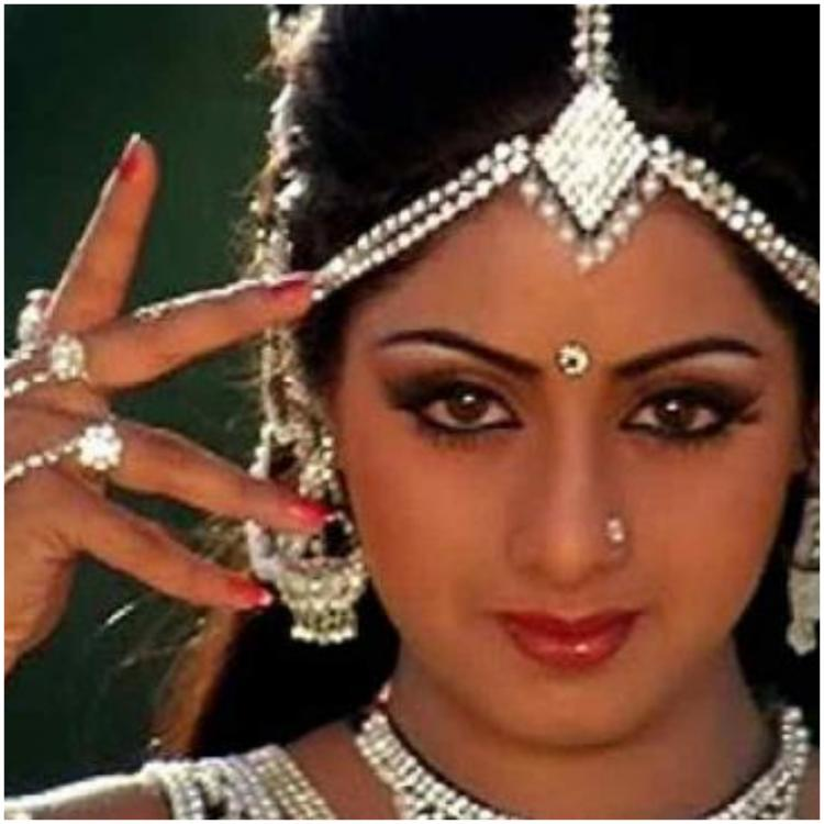 Sridevi thought of Himmatwala's success as bad luck when people started casting her just for glamorous roles | PINKVILLA