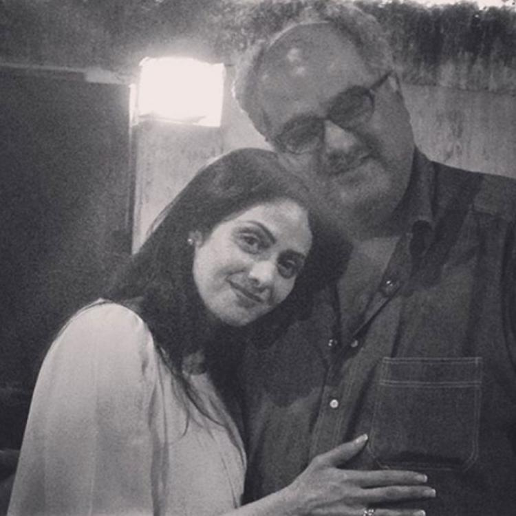 Janhvi Kapoor remembers Sridevi with an unseen photo of late actress with Boney Kapoor on their anniversary