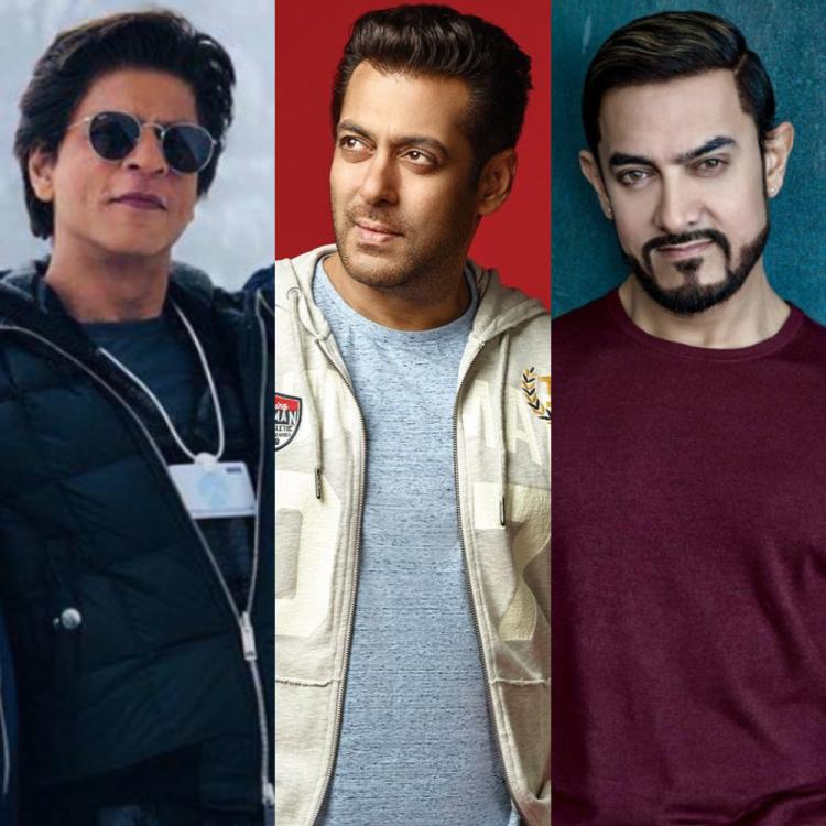 EXCLUSIVE: Salman Khan reveals why producers can't plan a movie with him, Shah Rukh Khan & Aamir Khan
