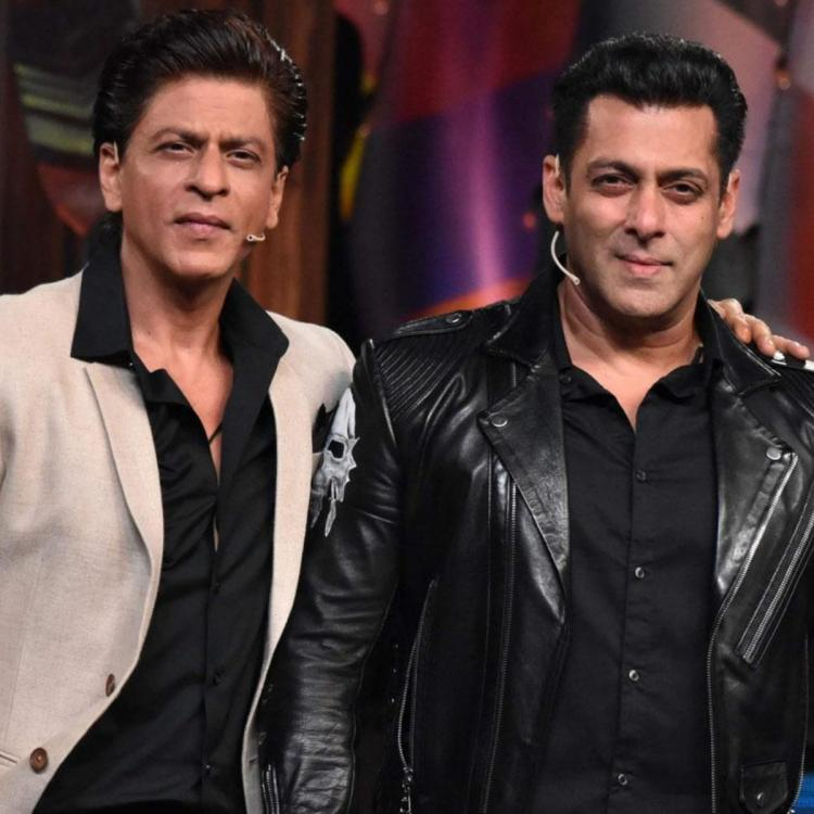 Shah Rukh Khan and Salman Khan keen on a crossover as Tiger and Pathan in each other's films?