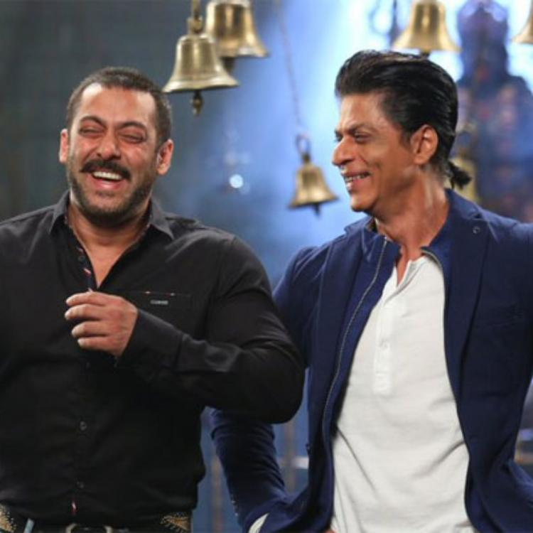 Salman Khan says Shah Rukh Khan, Akshay Kumar, Aamir Khan & him are the only ones to pull off the stardom