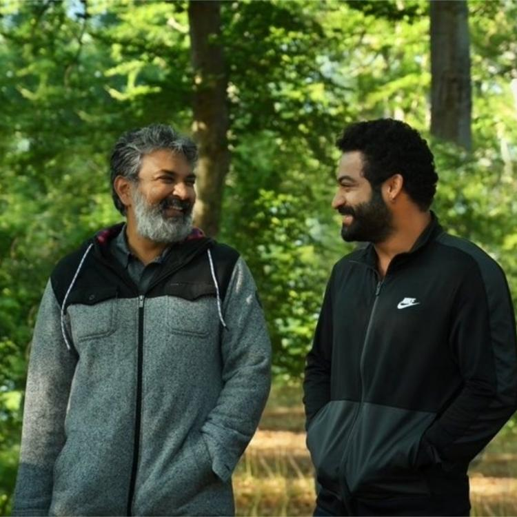 Happy Birthday SS Rajamouli: Mahesh Babu sends wishes to the director; Jr NTR shares PHOTO with him