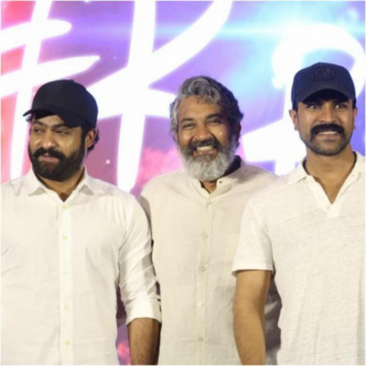 RRR: SS Rajamouli decides not to talk about Jr NTR, Ram Charan starrer for THIS reason