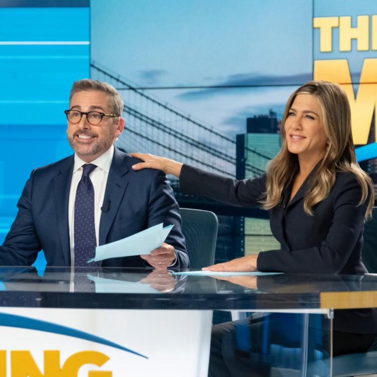 Steve Carell to return alongside Jennifer Aniston & Reese Witherspoon to The Morning Show