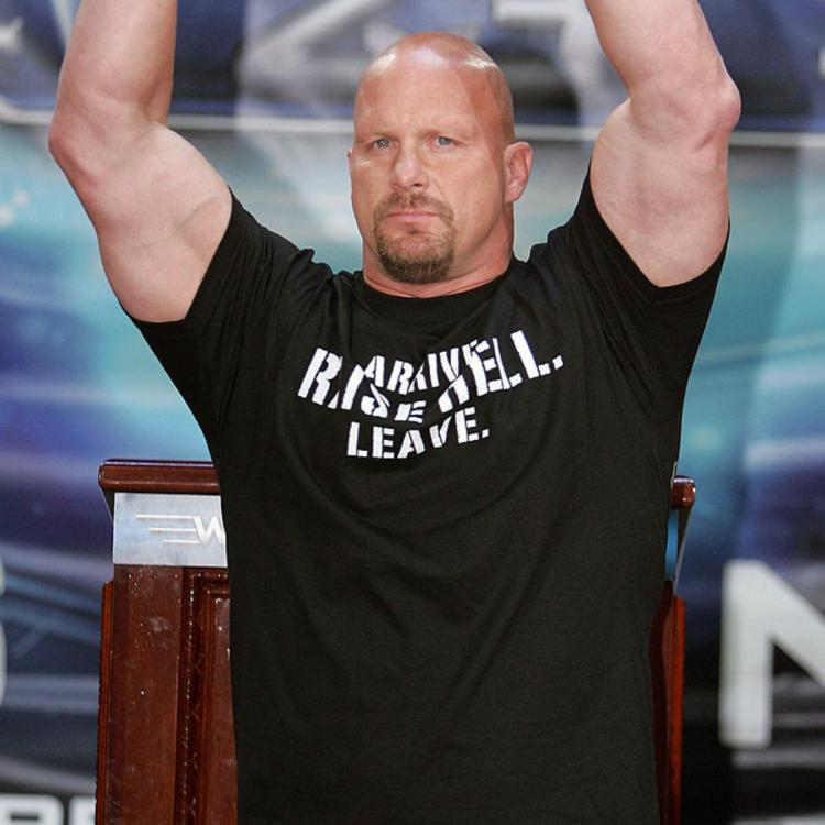 Steve Austin praised the current WWE roster for performing through the pandemic