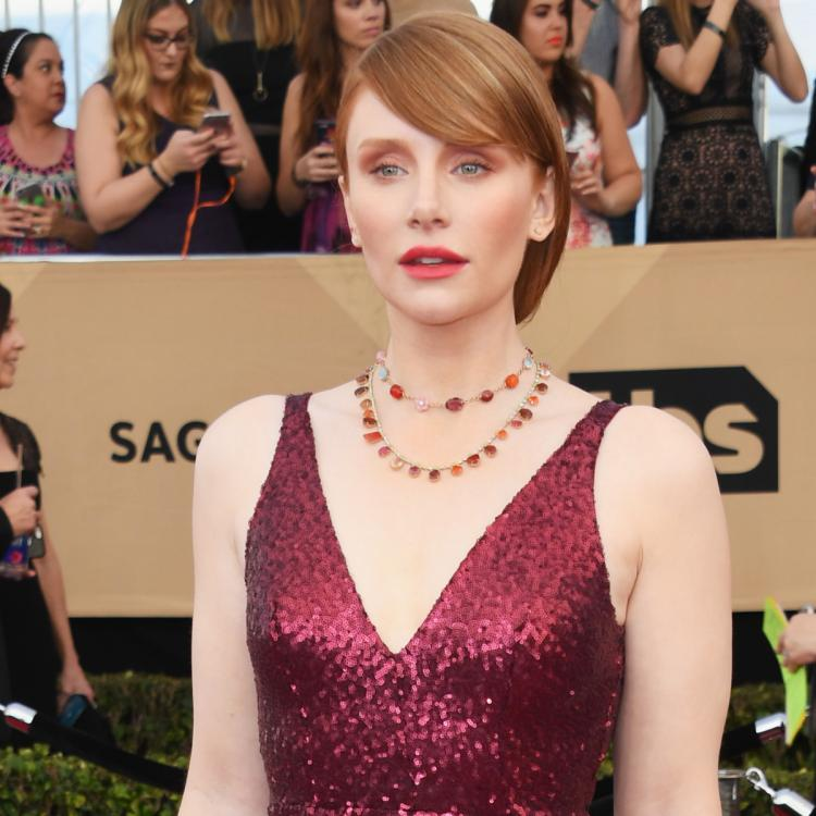 Stranger Things star Bryce Dallas Howard says 'I believe in magic because I believe amazing things can happen'