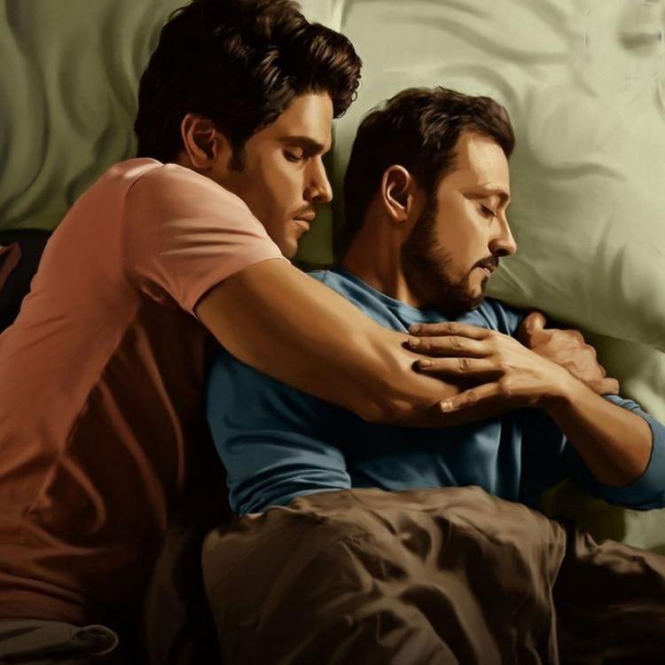 Ekta Kapoor's His Storyy poster called out for plagiarism by Sudhanshu Saria; Producers issue an apology