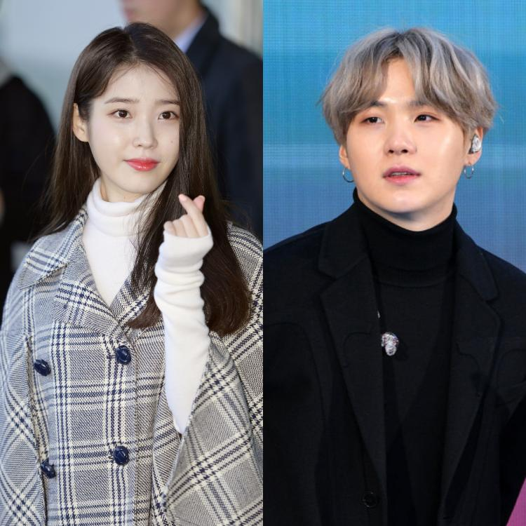 BTS rapper Suga and IU collaborate for an upcoming single: Singers were able to relate to one another