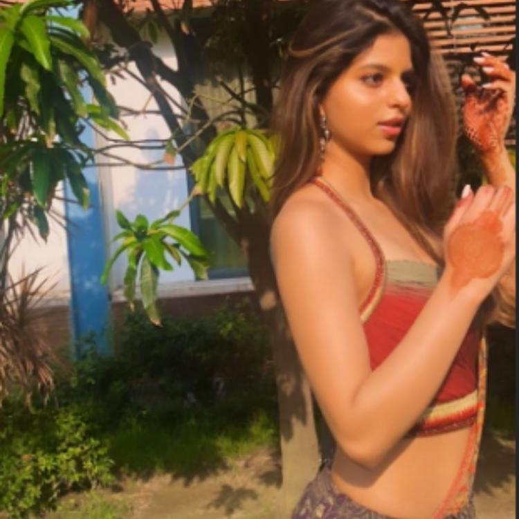 Suhana Khan's expression as she basks in the glow of sunlight in a PHOTO is sure to leave fans in awe