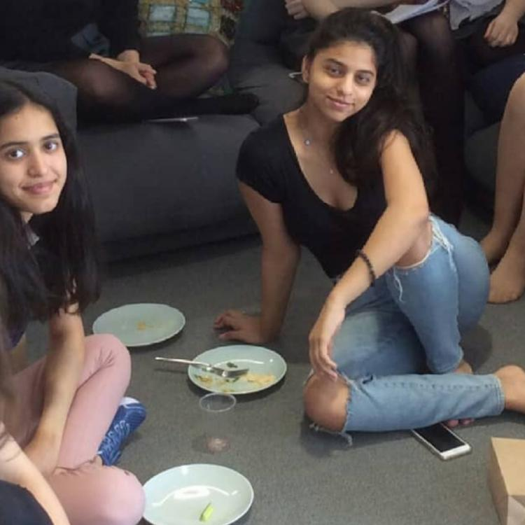 Suhana Khan's College Diaries: Photos of SRK's daughter from her grad days prove she is the girl next door