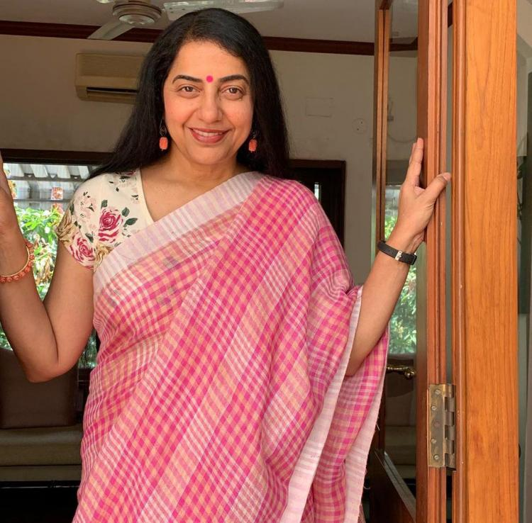 Suhasini Mani Ratnam to play a key role in Lucifer's Tollywood remake starring Chiranjeevi?