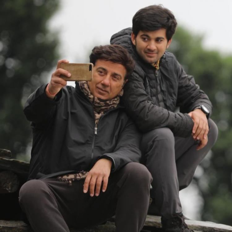 Happy Father's Day 2019: Karan Deol writes a beautiful poem for dad Sunny Deol; Read On