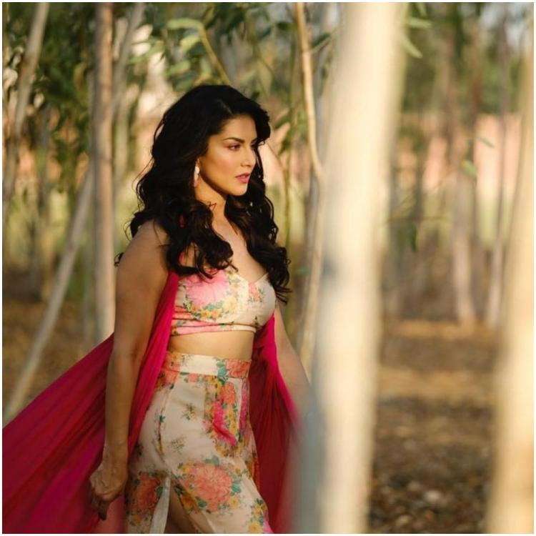 Sunny Leone has an inspiring message for her fans and followers; See Pic