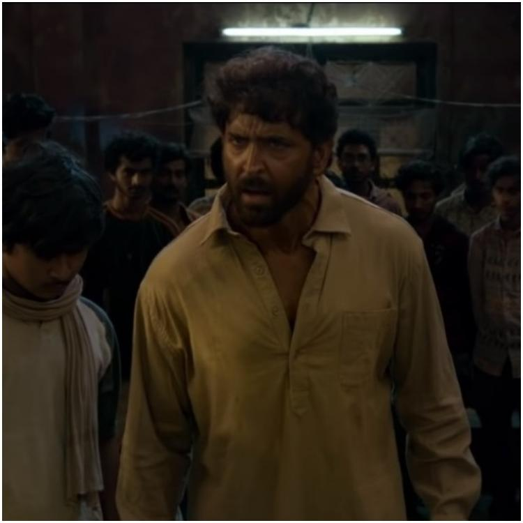 Super 30: Hrithik Roshan shares an important scene from the film; Watch Video