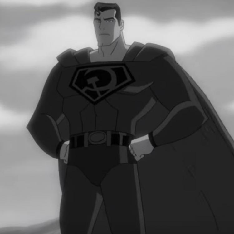 Hollywood,DC,Superman Red Son