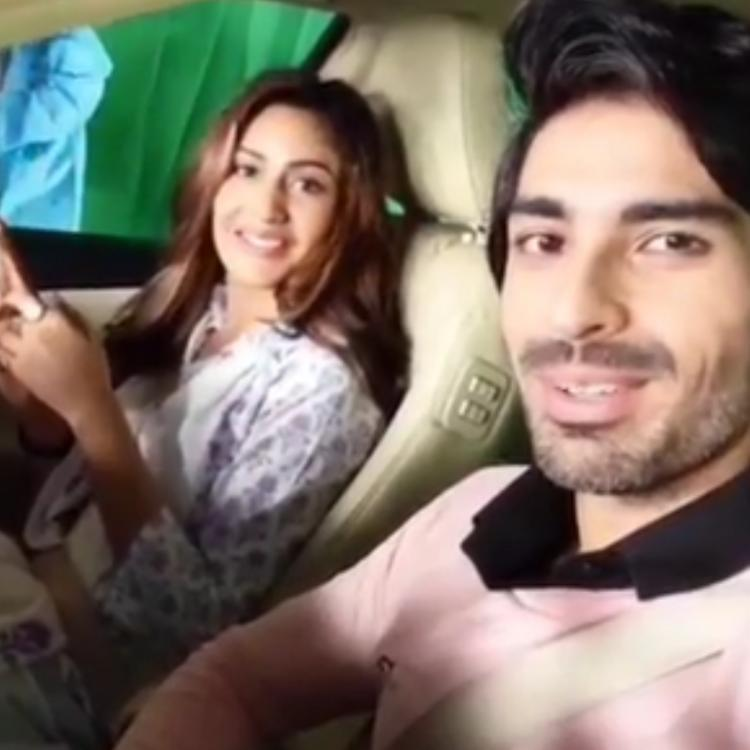 Surbhi Chandna calls Naagin 5 co star Mohit Sehgal 'BEST'; Bani & Jay's fun BTS banter has left fans drooling