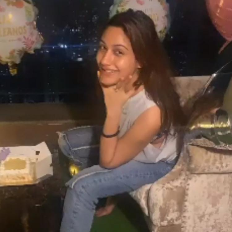 Surbhi Chandna is 'thrilled' to receive a birthday surprise on Naagin 5 sets & calls it 'unbelievable'; Watch