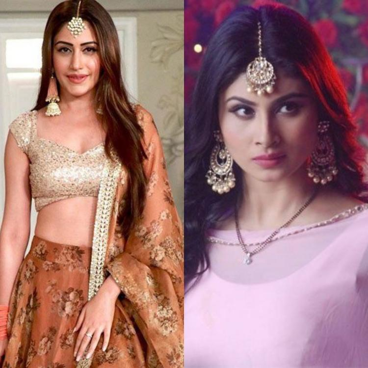 Surbhi Chandna on Mouni Roy being the best Naagin