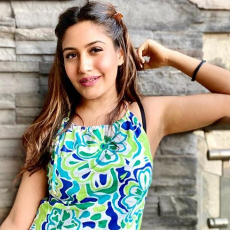 Surbhi Chandna sends best wishes to TV industry as shoots resume; Says 'I miss being on sets'