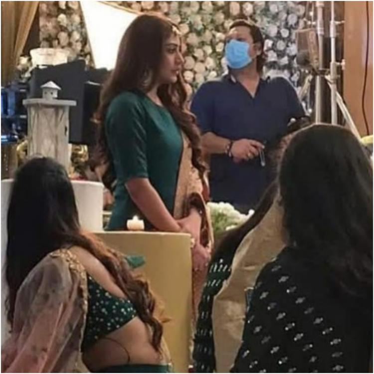 Surbhi Chandna's first look for Naagin 5 LEAKED; check it out