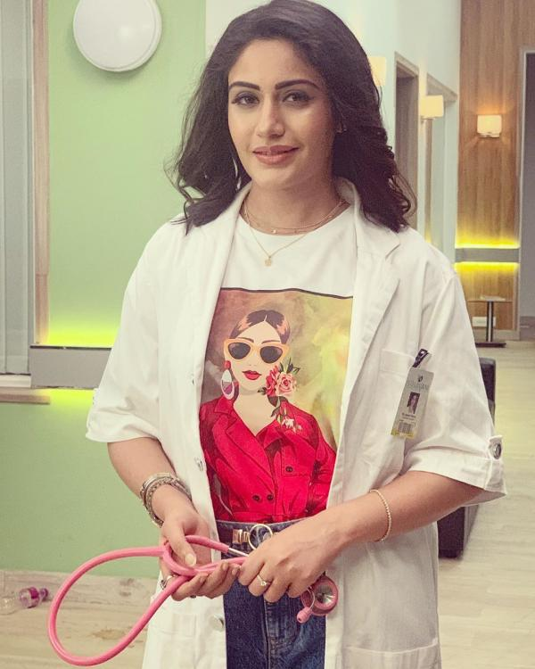 EXCLUSIVE: Surbhi Chandna on Sanjivani 2: Dr Ishani is unlike Annika and that is what made it interesting