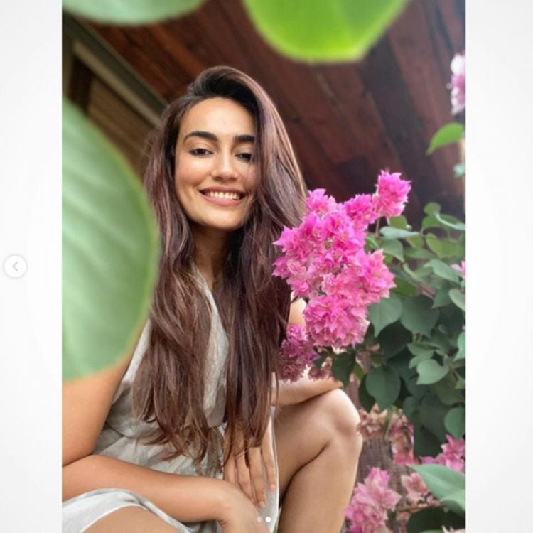Naagin 3 actress Surbhi Jyoti looks as fresh as flowers in her new photos, Anita Hassanandani sends love