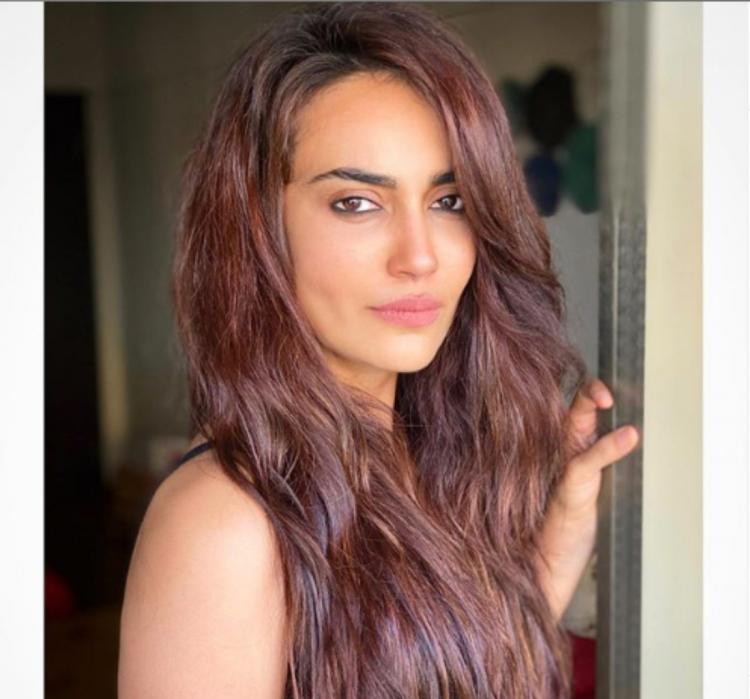 Qubool Hai star Surbhi Jyoti welcomes the joys in June with a beaming sunkissed click