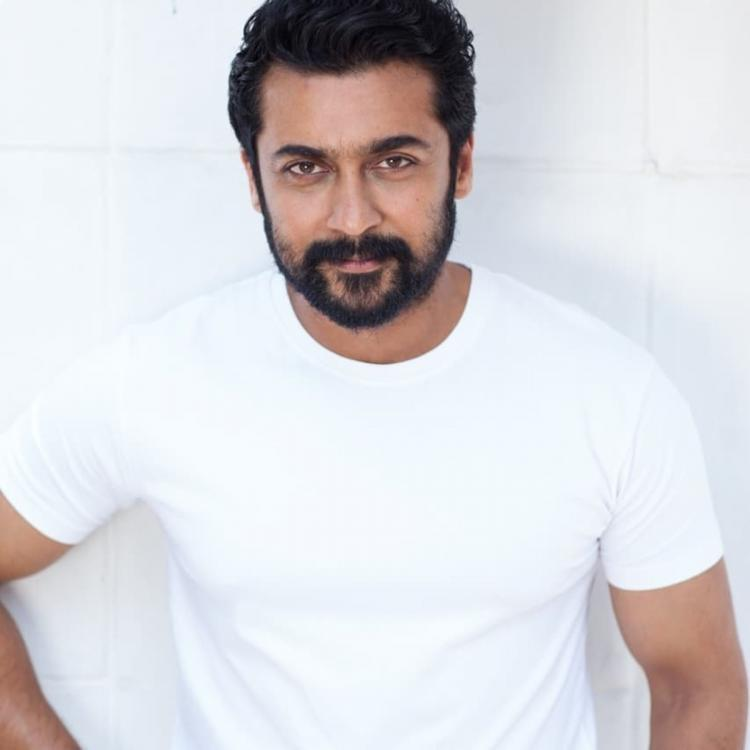 Suriya offers helping hands to the members of his fans club battle the pandemic