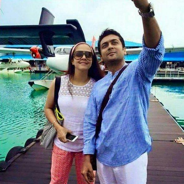Happy Birthday Suriya: Here's a look at the Tamil star's beautiful love story with his wife Jyothika