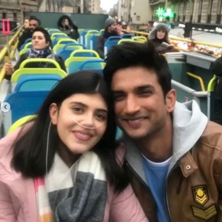 Sushant Singh Rajput: 5 statements by Sanjana Sanghi about her Dil Bechara co actor post his demise