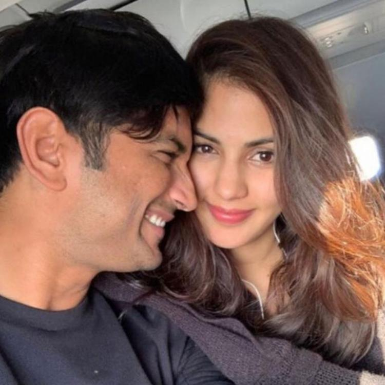 Sushant Singh Rajput case: Netizens SLAM Rhea Chakraborty after the late actor's father files FIR against her