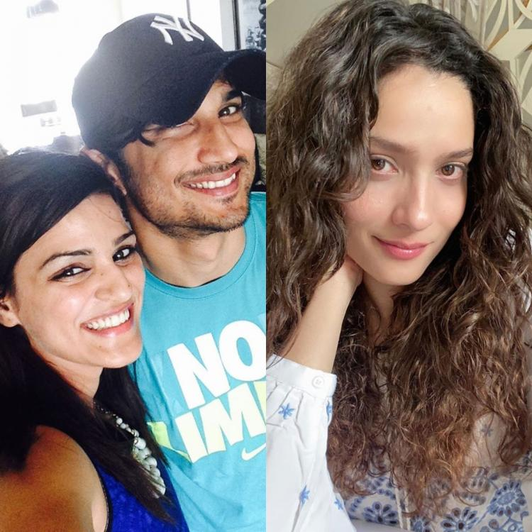 Sushant Singh Rajput's sister Shweta Singh Kirti and Ankita Lokhande offer prayers for justice for late actor