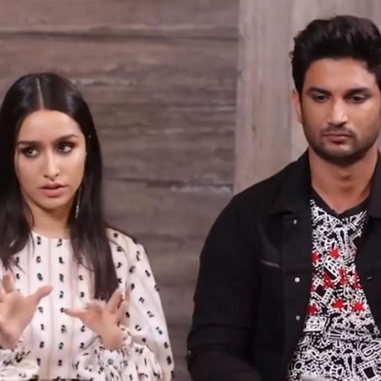 Throwback: When Sushant Singh Rajput revealed THIS movie left him in tears & it left Shraddha Kapoor in splits