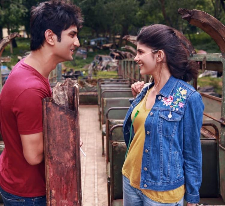 Sushant Singh Rajput believed Sanjana Sanghi will 'shine' post film's release as she recalls his last message