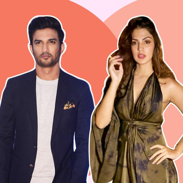 Sushant Singh Rajput Case: Rhea Chakraborty used mother's mobile phone to chat about drugs: Reports