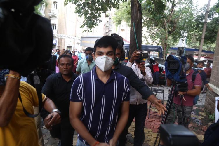 Sushant Singh Rajput Case: Rhea Chakraborty's brother Showik returns to ED office after 2 hours with documents