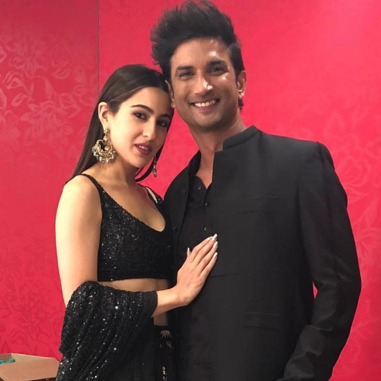 Sushant Singh Rajput's friend alleges Sara Ali Khan broke up with the late actor after Sonchiriya flopped