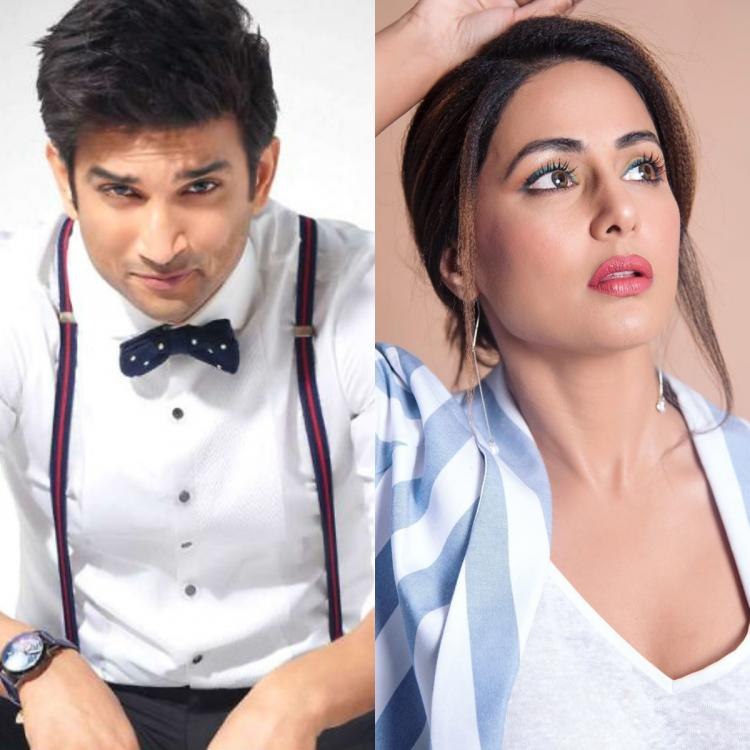 Sushant Singh Rajput passes away: Hina Khan expresses disbelief over the actor's sudden demise