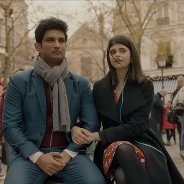 Sushant Singh Rajput & Sanjana Sanghi's Dil Bechara gets an IMDb rating of 10 within few hours of its release