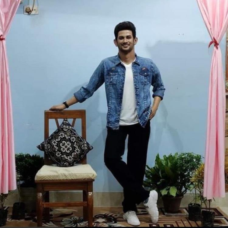 Sushant Singh Rajput's wax statue unveiled in West Bengal