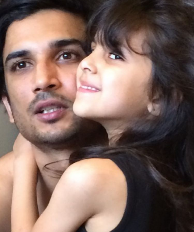 Sushant Singh Rajput's sis shares UNSEEN PIC of late actor with niece 'Freyju' & Internet calls it 'Priceless'
