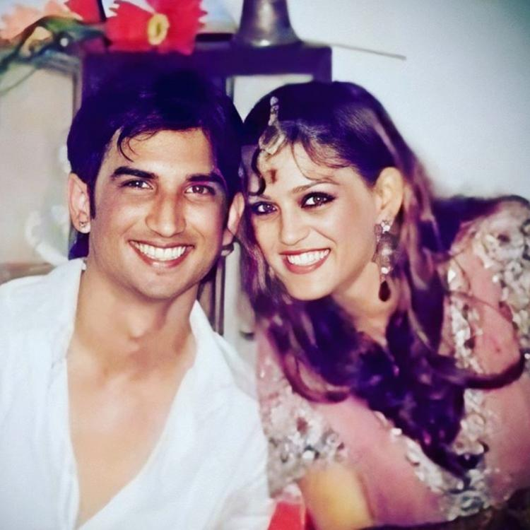 Sushant Singh Rajput's sister Shweta calls him a true inspiration as she shares an old video of the late actor