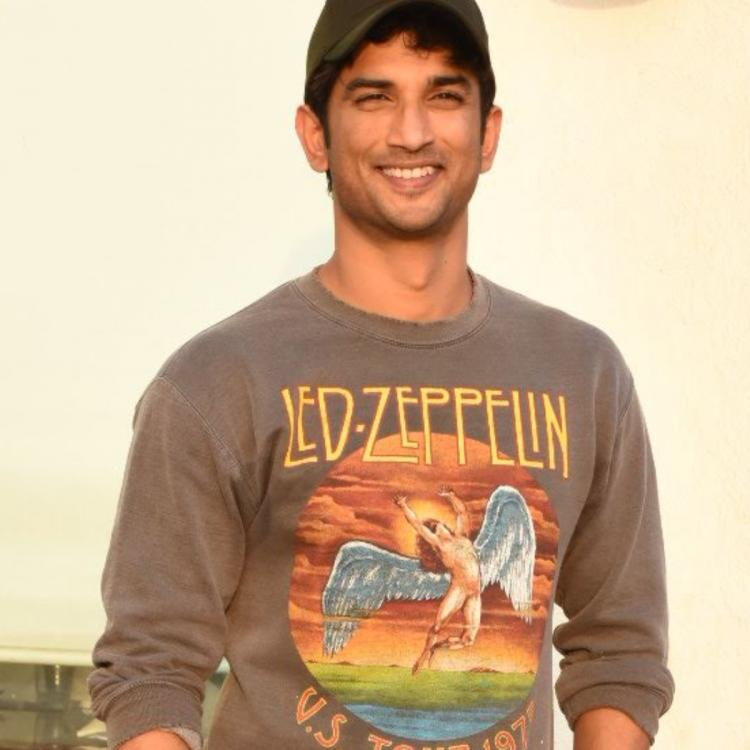 Sushant Singh Rajput's throwback photo before his demise