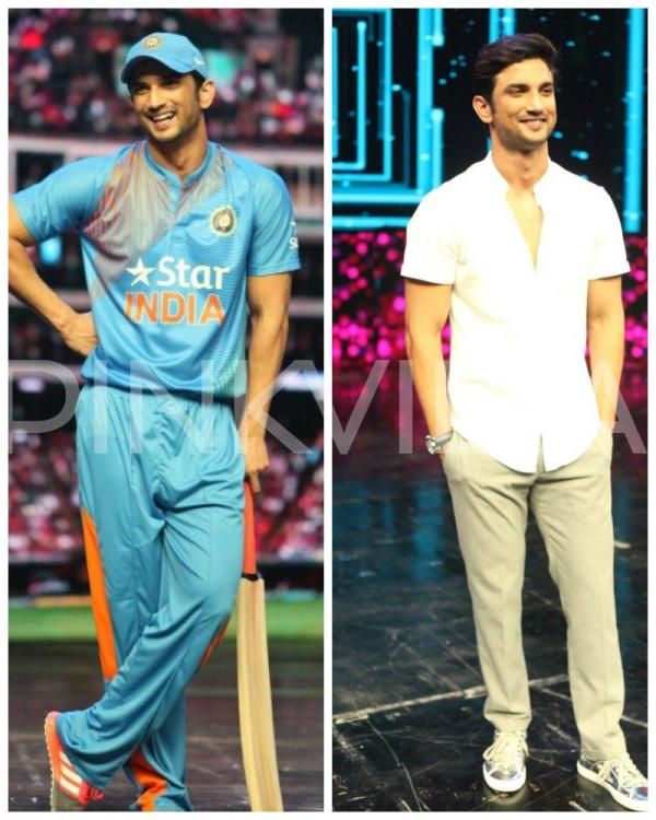 Sushant Singh Rajput finds MS Dhoni a 'supremely talented' actor