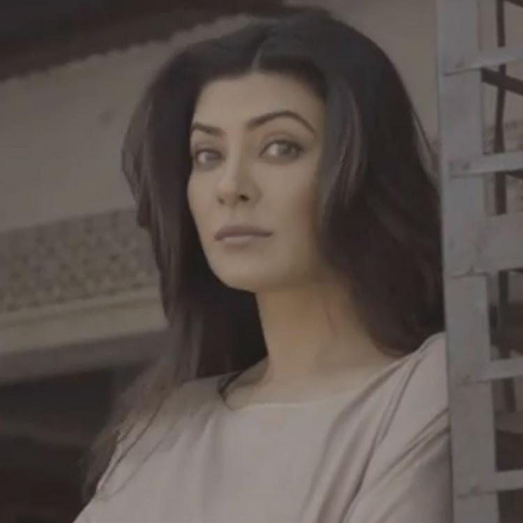 Aarya 2: Sushmita Sen gives reel & real glimpse of her character & Rohman Shawl is all hearts for his ladylove